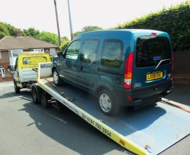 wheelchair cars deliver