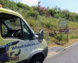 wheelchair access van devon (4)