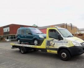 wheelchair accessible car salisbury