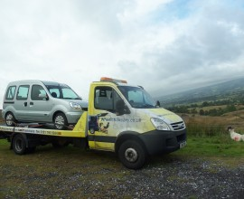 wheelchair car to Clitheroe Lancashire