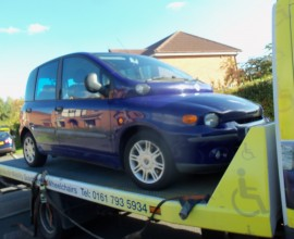 multipla wheelchair cars wanted