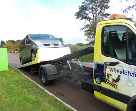 mobility vehicles nr stroud