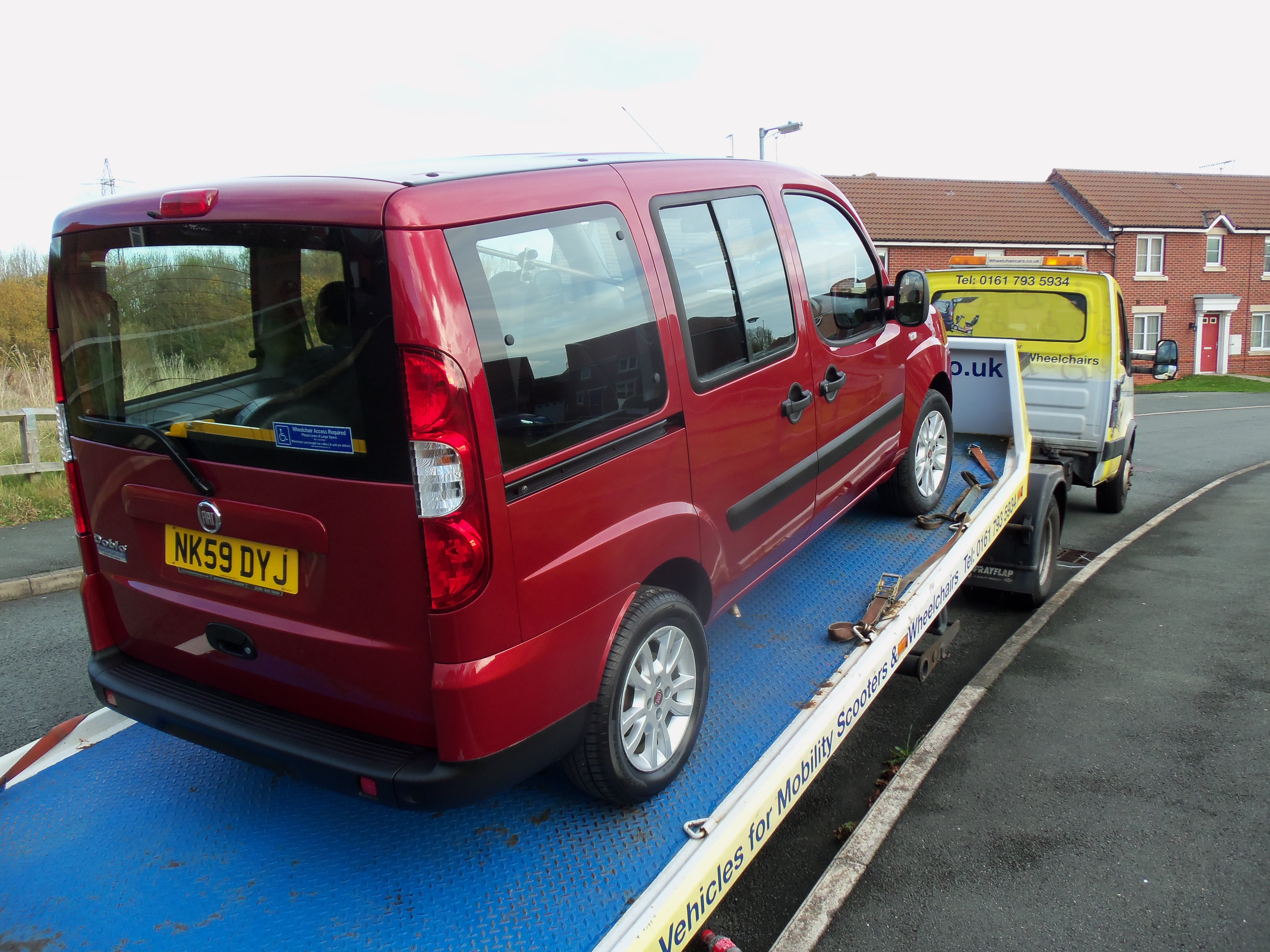 Wheelchair Accessible Cars For Sale In Wales