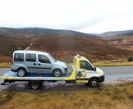 wheelchair car scotland