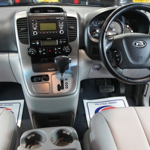 Kia sedona Auto Wheelchair car yj61dhz (4)