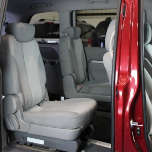 Kia sedona Auto Wheelchair car yj61dhz (6)