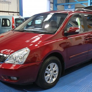 Kia sedona Auto Wheelchair car yj61dhz (8)