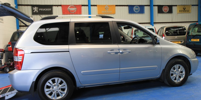 Kia sedona Auto Wheelchair car yj11dbu (14)