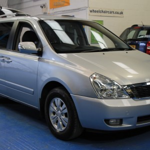 Kia sedona Auto Wheelchair car yj11dbu (7)