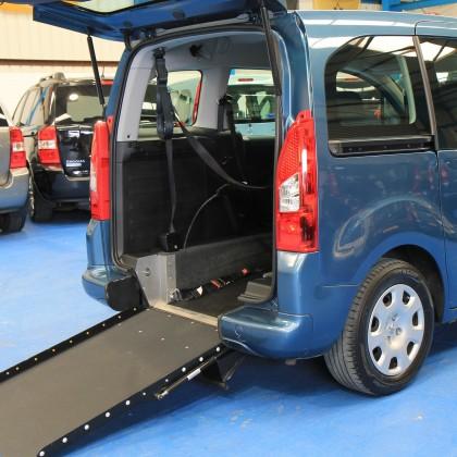 Partner Wheelchair Adapted GX12 EWM