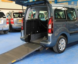 Berlingo Wheelchair Access AIG 3507