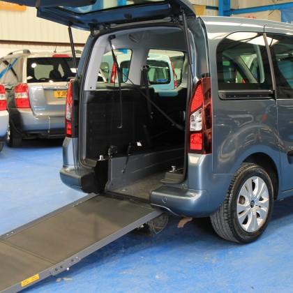 Berlingo Wheelchair Access AIG 3507