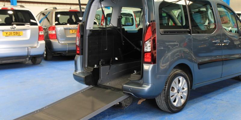 Berlingo Wheelchair access AIG 3507 (1)