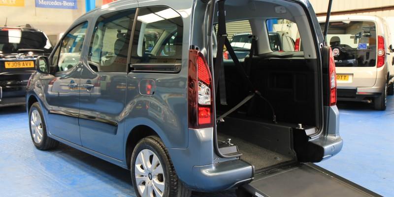 Berlingo Wheelchair access AIG 3507 (2)