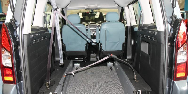 Berlingo Wheelchair access AIG 3507 (3)