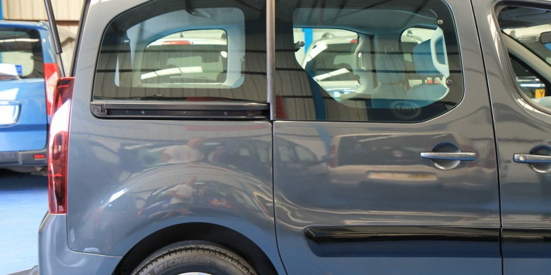 Berlingo Wheelchair adapted sm63bcy (12)