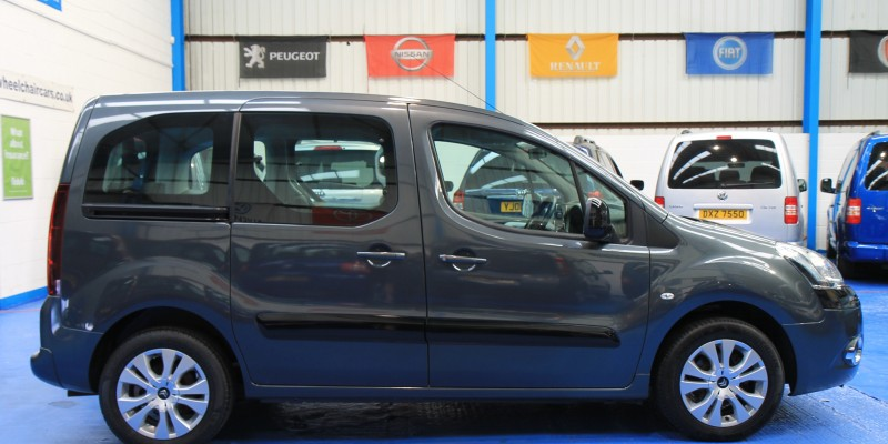 Berlingo Wheelchair adapted sm63bcy (23)