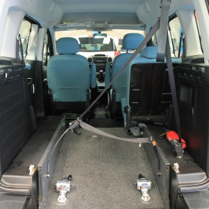 Berlingo Wheelchair adapted sm63bcy (3)