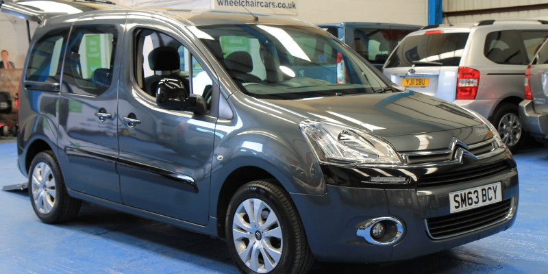 Berlingo Wheelchair adapted sm63bcy (6)