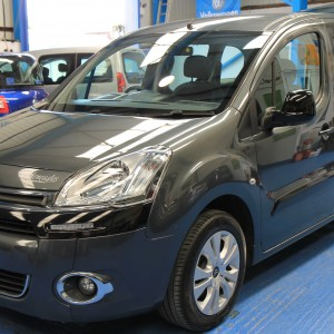 Berlingo Wheelchair adapted sm63bcy (8)
