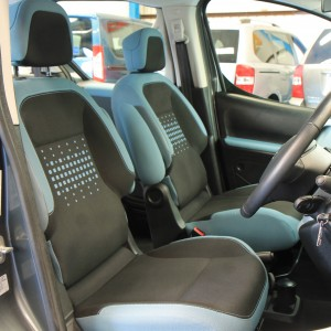 Berlingo Wheelchair adapted vehicle sm63 (5)