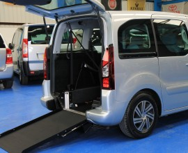 Berlingo Wheelchair Access VUI 1227
