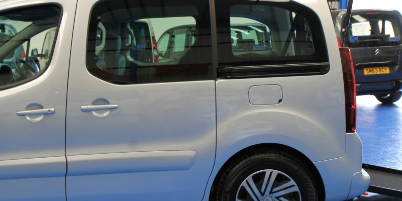 Berlingo Wheelchair access vehicle vui1227 (12)