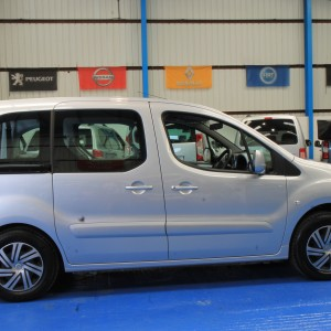 Berlingo Wheelchair access vehicle vui1227 (17)
