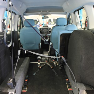 Berlingo Wheelchair access vehicle vui1227 (3)