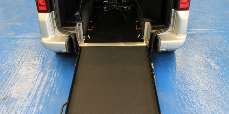 Berlingo Wheelchair access vehicle vui1227 (4)