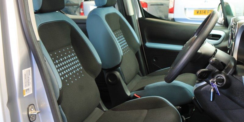 Berlingo Wheelchair access vehicle vui1227 (5)