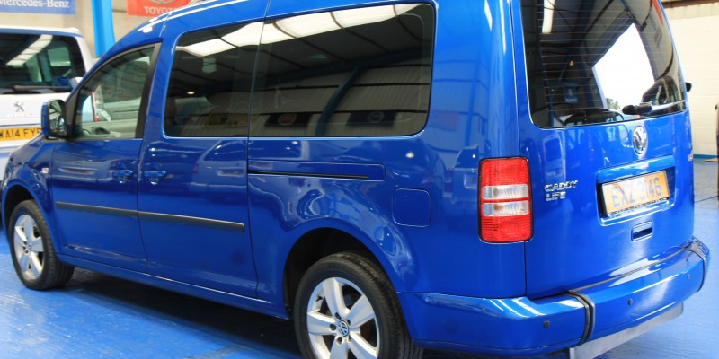 Caddy Wheelchair accessible vehicle exz31 (18)
