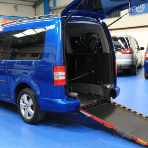 Caddy Wheelchair accessible vehicle exz31 (2)