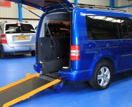 Caddy Wheelchair Access BXZ 8606