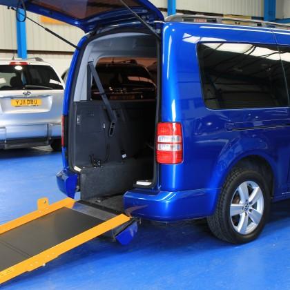 Caddy Wheelchair Access BXZ 8606