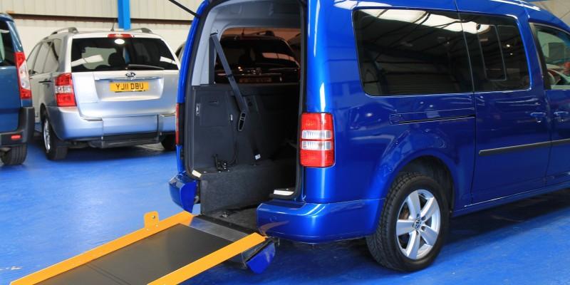 Caddy Wheelchair accessible bxz8606(20)