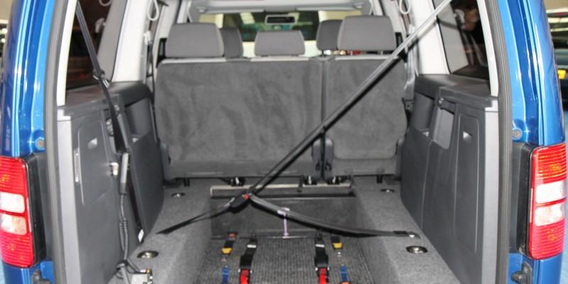 Caddy Wheelchair accessible bxz8606(22)