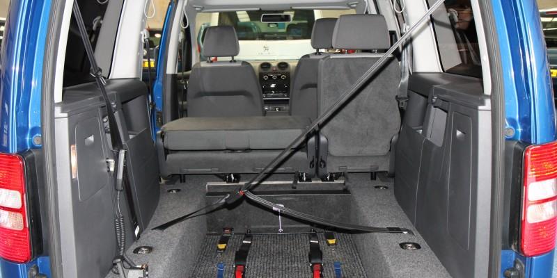 Caddy Wheelchair accessible bxz8606(23)