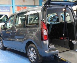 Berlingo Wheelchair Accessible SM64 SDV