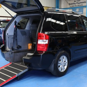 We supply used Wav vehicles to warrington