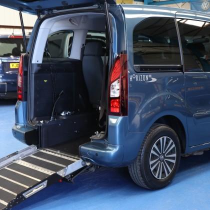 Partner Auto SF14 EUT