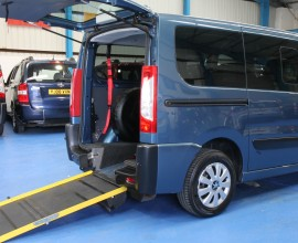 Expert Wheelchair Accessible Vehicle YJ59 FSC