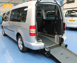 Caddy wheelchair cars sj60ylw