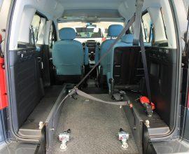 Berlingo Auto wheelchair vehicle wf63 kvz