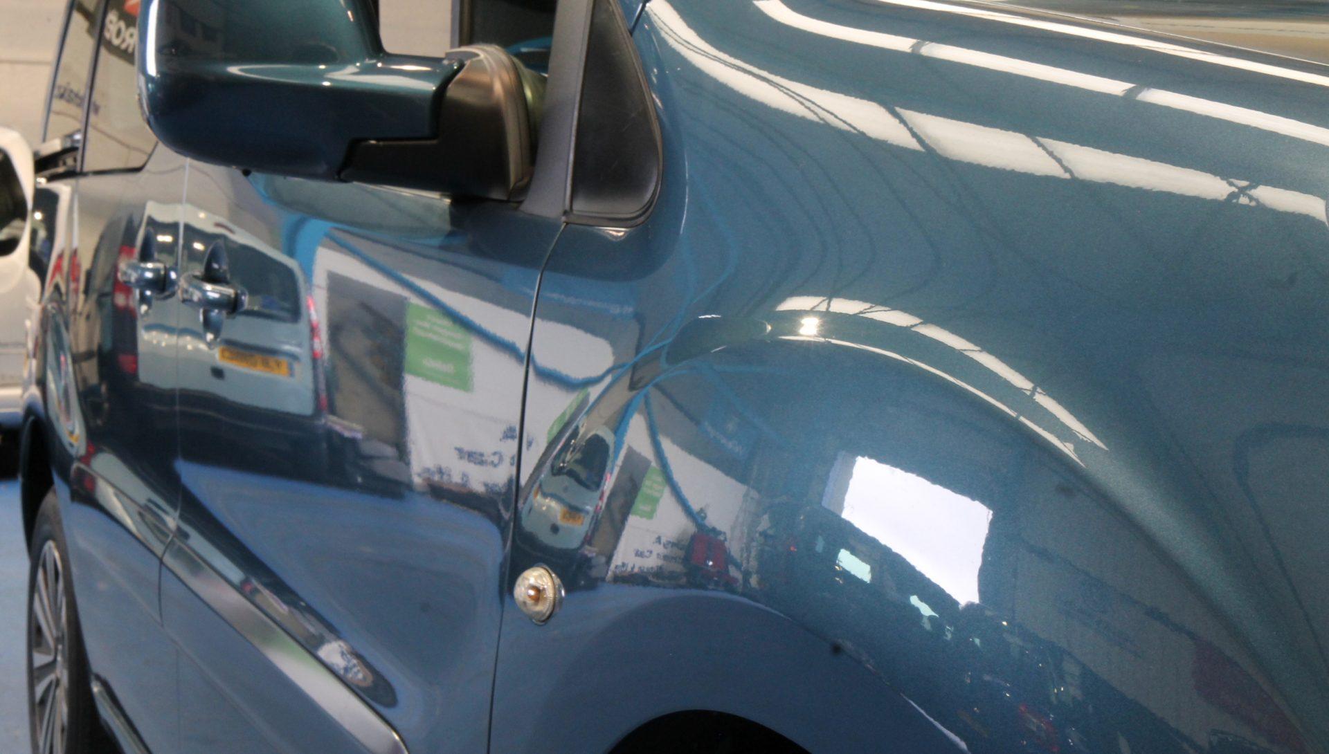 Partner wheelchair vehicle sf14 aon