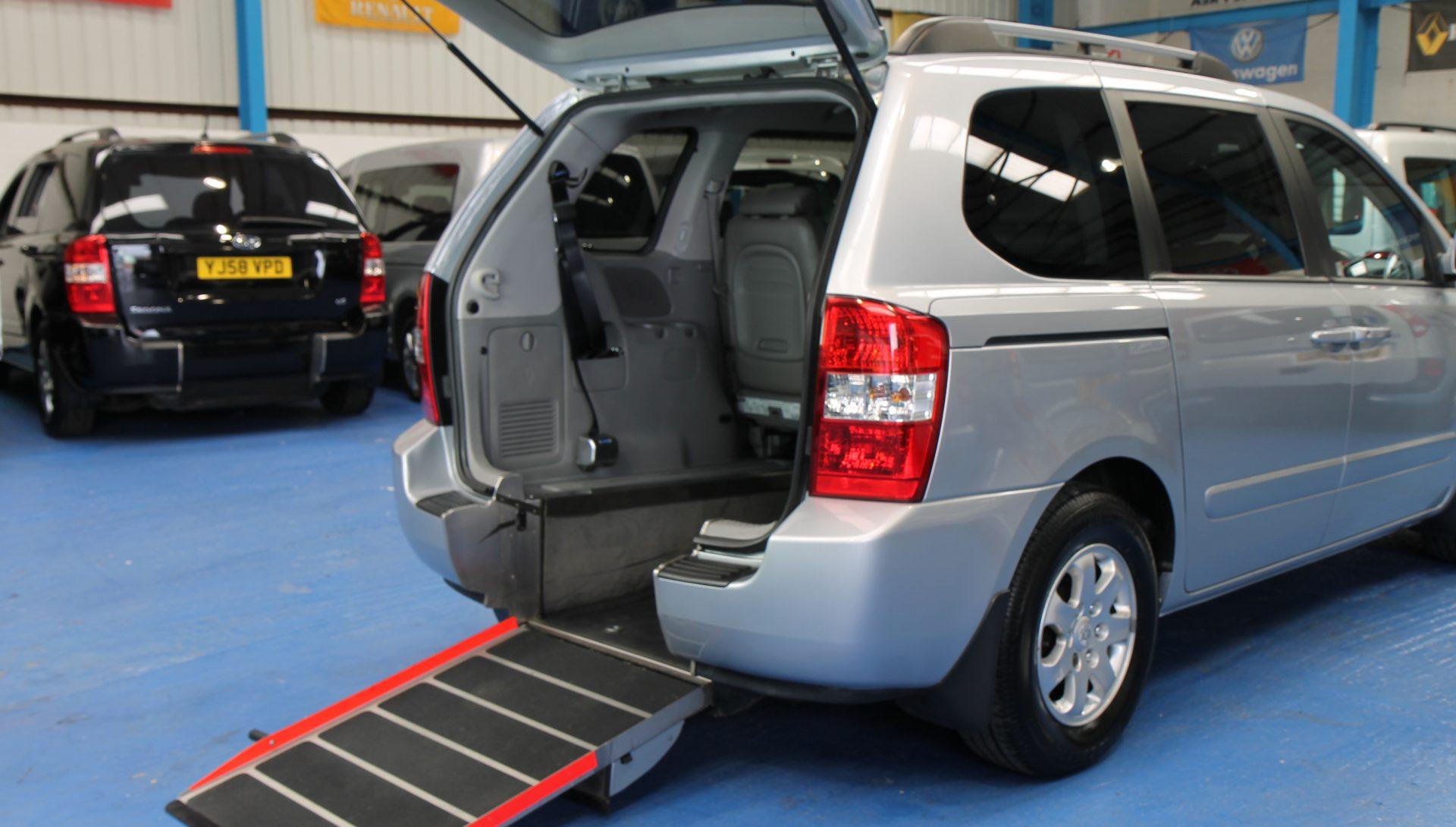 Sedona wheelchair cars yj59 oev