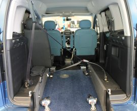 Berlingo wheelchair vehicle fxz 8145