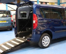 Doblo wheelchair vehicle yy63 kbz