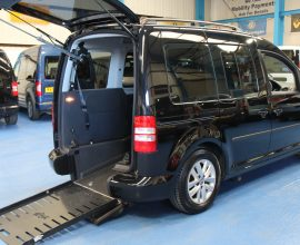 Caddy Transfer wheelchair car bn11 nvy
