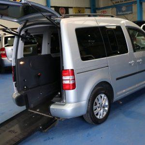 Caddy Transfer wheelchair vehicle bx13 nae